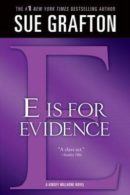 2005: #9 – E is for Evidence (Sue Grafton)