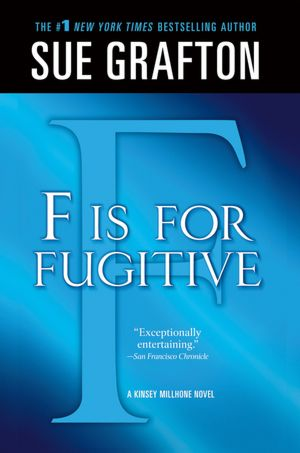 2005: #15 – F is for Fugitive (Sue Grafton)