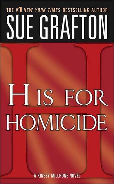 2005: #31 – H is for Homicide (Sue Grafton)