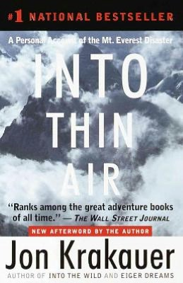 2005: #42 – Into Thin Air (Jon Krakauer)