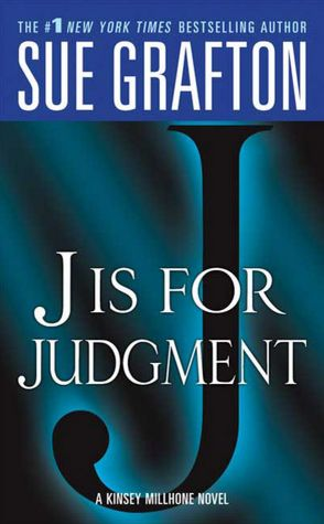 2005: #61 – J is for Judgment (Sue Grafton)