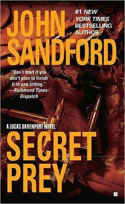 2005: #71 – Secret Prey (John Sandford)