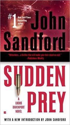 2005: #70 – Sudden Prey (John Sandford)