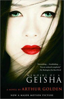 2006: #9 – Memoirs of a Geisha (Arthur Golden)