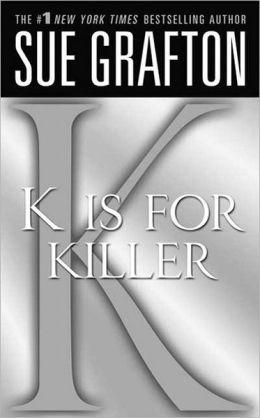 2006: #10 – K is for Killer (Sue Grafton)