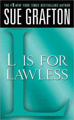 2006: #11 – L is for Lawless (Sue Grafton)