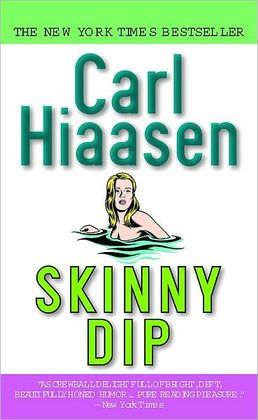 2006: #19 – Skinny Dip (Carl Hiaasen)