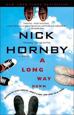 2006: #22 – A Long Way Down (Nick Hornby)