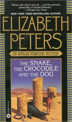 2006: #31 – The Snake, the Crocodile and the Dog (Elizabeth Peters)