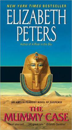 2006: #36 – The Mummy Case (Elizabeth Peters)
