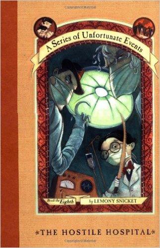 The Hostile Hospital Book Cover