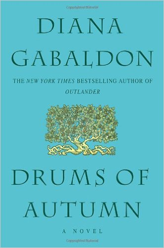 Drums of Autumn Book Cover