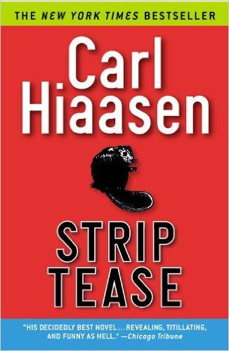 Strip Tease Book Cover