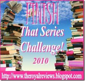 2010 Finish That Series Challenge
