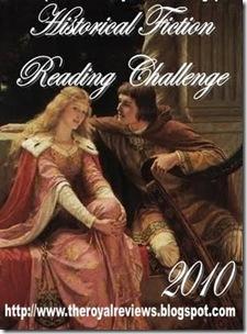 Historical Fiction Challenge
