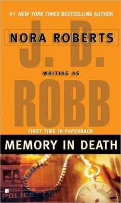 2006: #34 – Memory in Death (J.D. Robb)