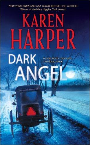 Dark Angel Book Cover