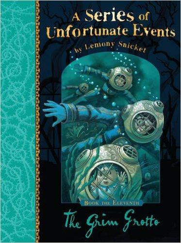The Grim Grotto Book Cover