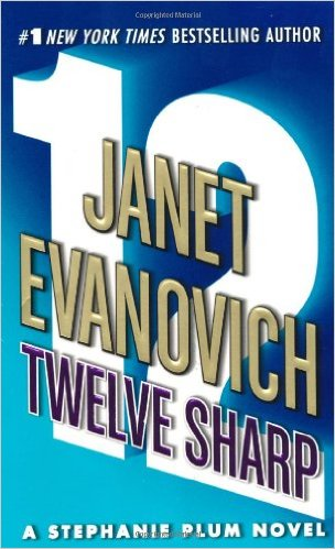 Twelve Sharp Book Cover