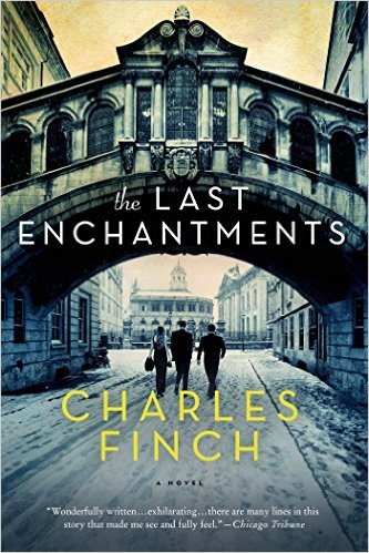 The Last Enchantments Book Cover