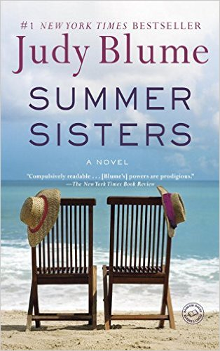 2016: Summer Sisters (Judy Blume)
