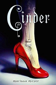 2016: Cinder (Marissa Meyer)