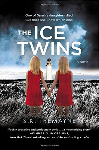 2016: The Ice Twins (S.K. Tremayne)