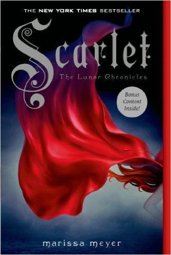 2016: Scarlet (Marissa Meyer)