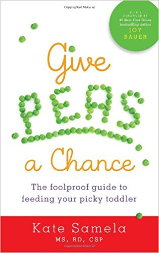 2017: #8 – Give Peas a Chance (Kate Samela, MS, RD, CSP)