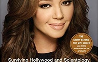 2017: #9 – Troublemaker: Surviving Hollywood and Scientology (Leah Remini)