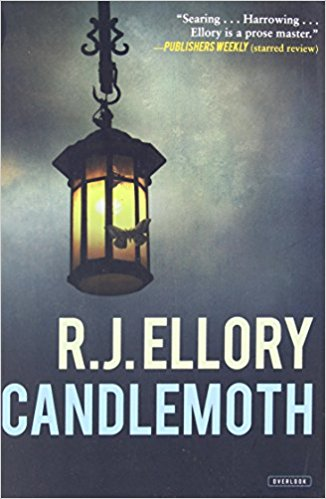 2017: #21 – Candlemoth (R.J. Ellory)