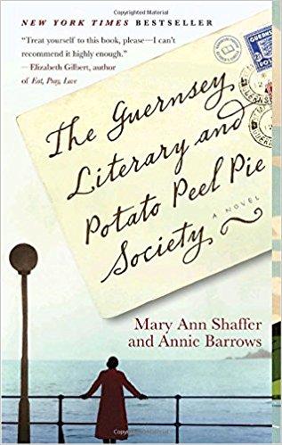 2017: #14 – The Guernsey Literary & Potato Peel Pie Society (Mary Ann Shaffer & Annie Barrows)