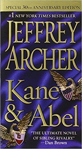 2017: #17 – Kane and Abel (Jeffrey Archer)