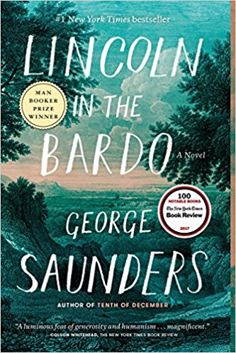 2017: #24 – Lincoln in the Bardo (George Saunders)