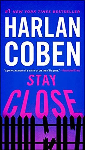2018: #8 – Stay Close (Harlan Coben)