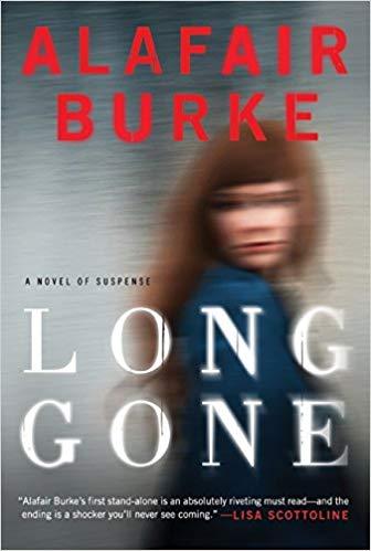 2018: #25 – Long Gone (Alafair Burke)