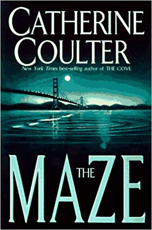 2018: #22 – The Maze (Catherine Coulter)