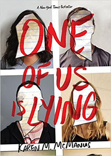 2018: #23 – One of Us is Lying (Karen M. McManus)