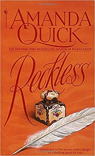 2018: #17 – Reckless (Amanda Quick)