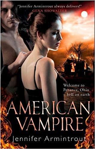 2019: #7 – American Vampire (Jennifer Armintrout)