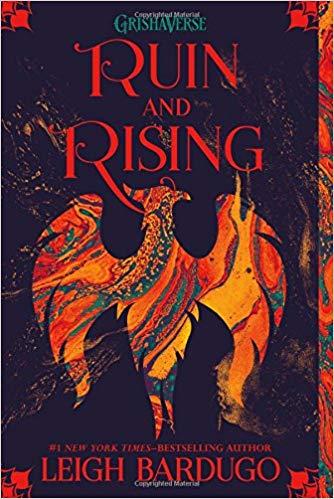 2019: #14 – Ruin & Rising (Leigh Bardugo)