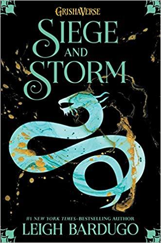 2019: #13 – Siege & Storm (Leigh Bardugo)