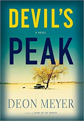 2019: #22 – Devil's Peak (Deon Meyer)