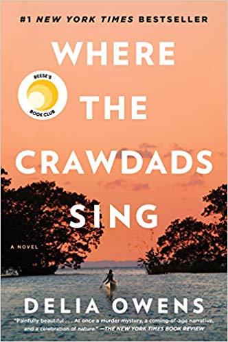 2019: #35 – Where the Crawdads Sing (Delia Owens)