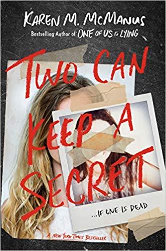 2019: #27 – Two Can Keep a Secret (Karen McManus)