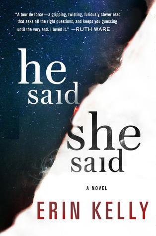 2020: #9 – He Said/She Said (Erin Kelly)