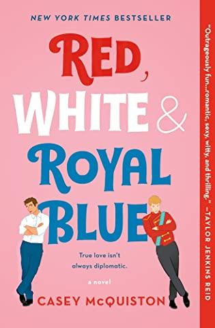 2020: #23 – Red, White & Royal Blue (Casey McQuiston)