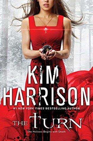2020: #25 – The Turn (Kim Harrison)