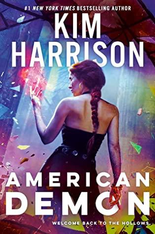 2020: #24 – American Demon (Kim Harrison)