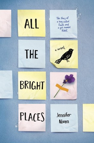 2020: #31 – All the Bright Places (Jennifer Niven)